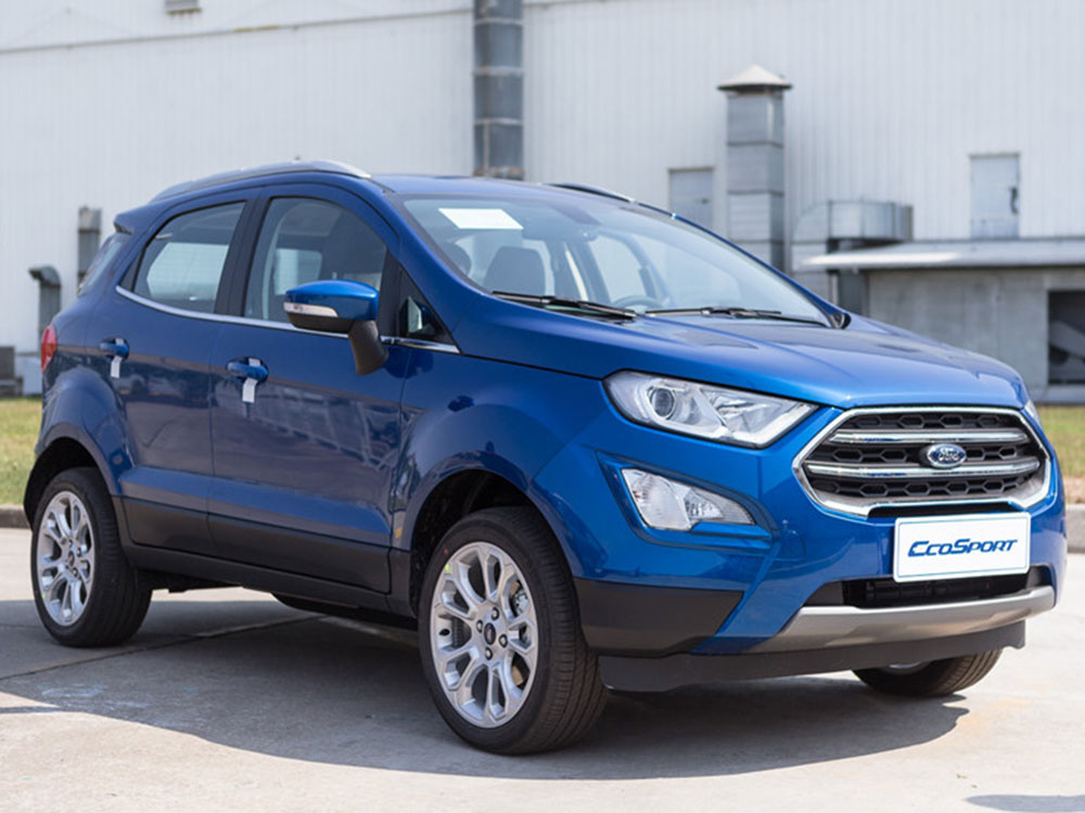 EcoSport 1.5L AT Titanium