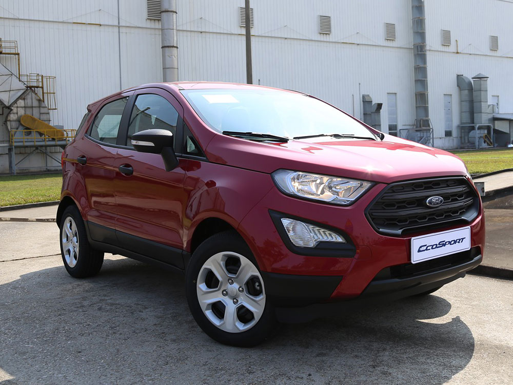 EcoSport Titanium 1.5 AT