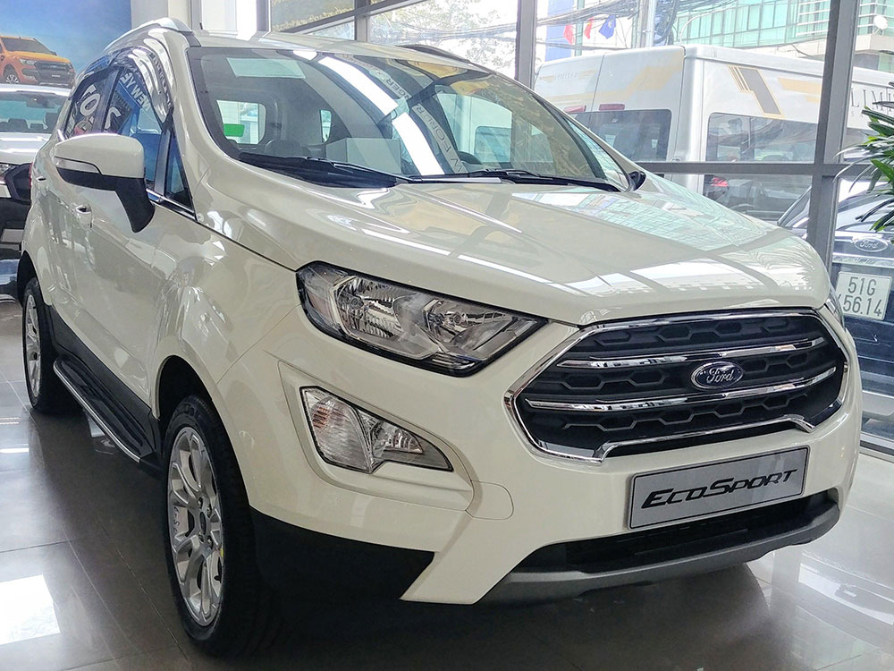 EcoSport Trend 1.5 AT