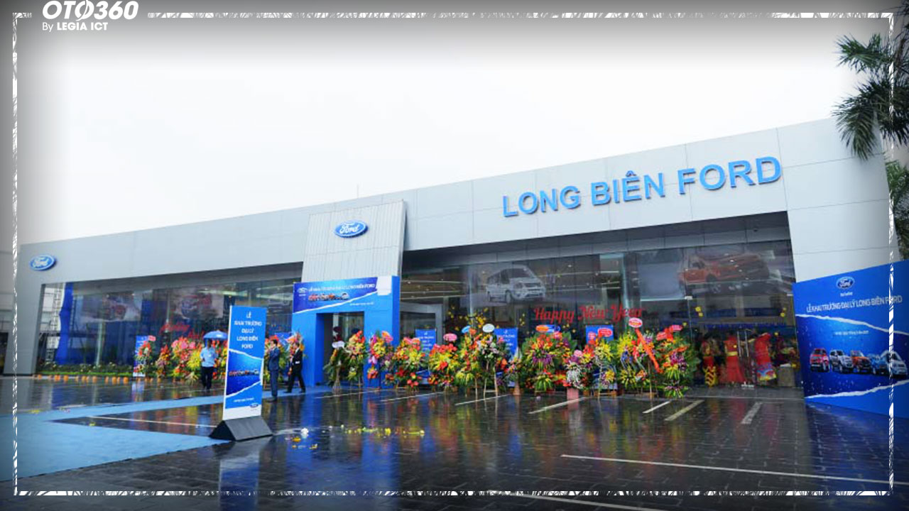 Long Biên Ford