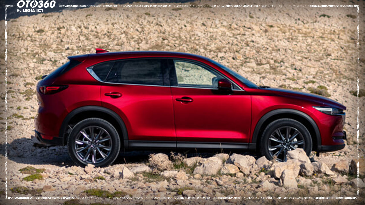 CX-5 Luxury