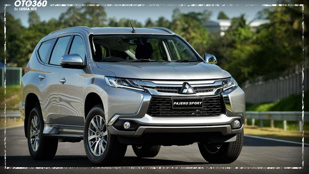 Pajero Sport D 4X2 AT