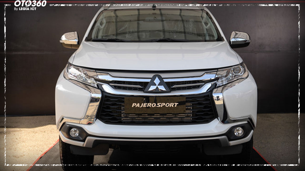 Pajero Sport G 4×2 AT Special Edition
