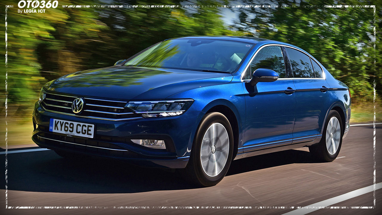 Passat Blue Motion High